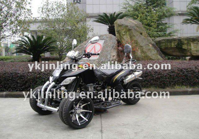 Three Wheel 250CC Quad Bike for 2 Passengers