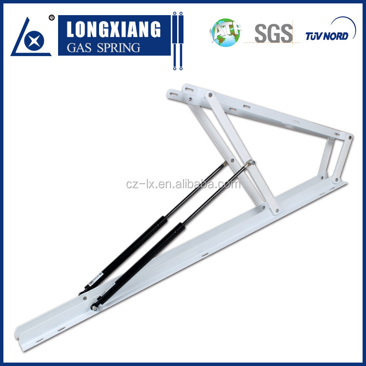 Hydraulic support ,gas spring for bed fitting