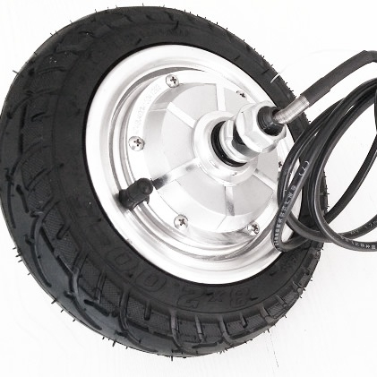 high quality 8 inch 48V 400W electric wheel hub motor scooter wheel