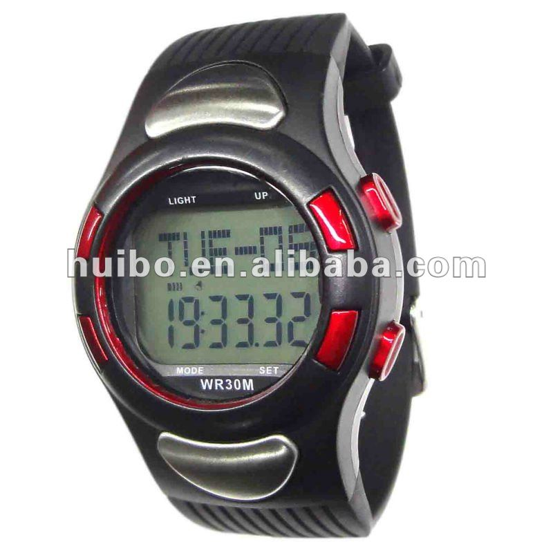 buy direct from china factory pulse heart rate monitor watch