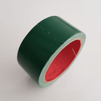 Free Samples Heavy Duty Industrial Hot melt Cloth Duct Tape for Sealing Fix Insulation Protection