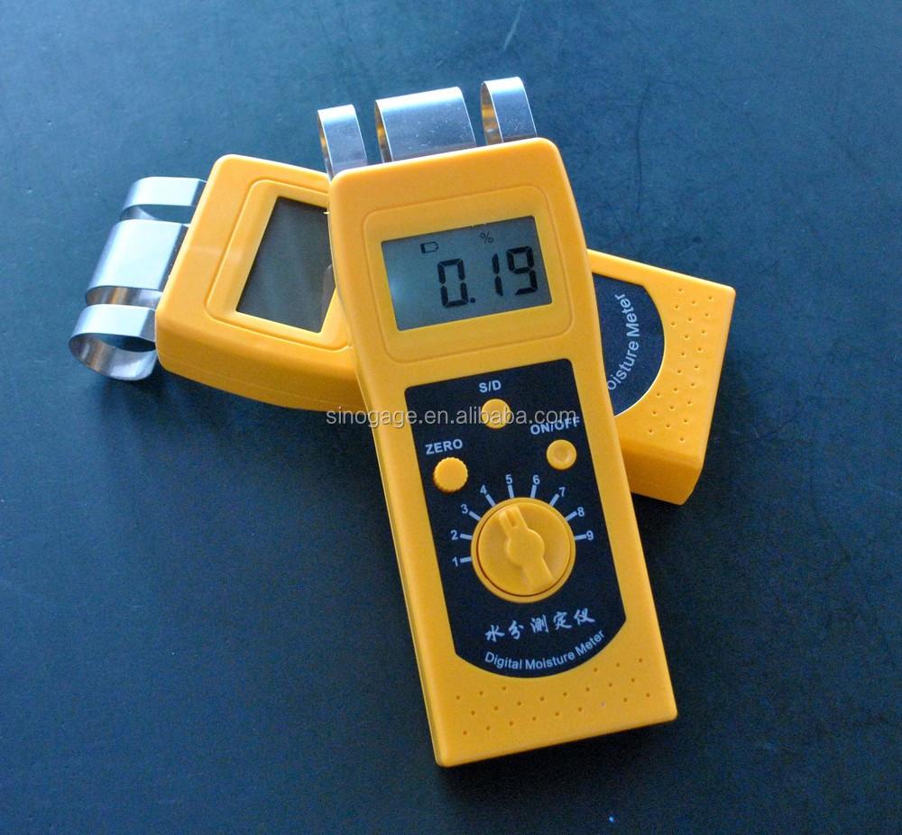 High Frequency Floor Moisture Meter