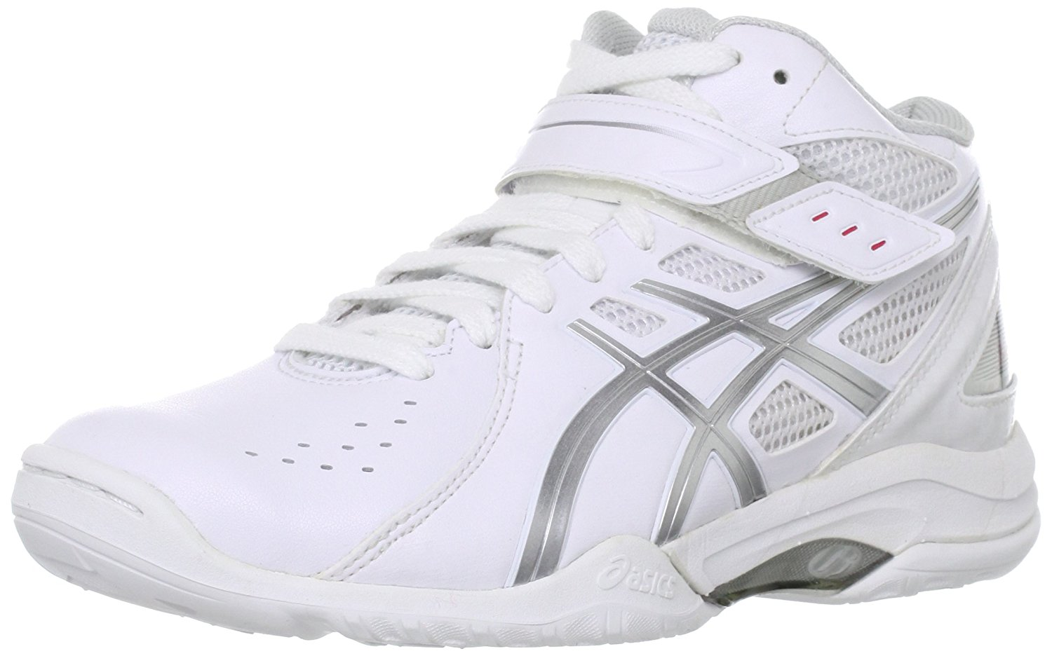 598f4c7bc3b28 Get Quotations · Asics Men s Gelfairy 6 Artificial Leather Basketball Shoes
