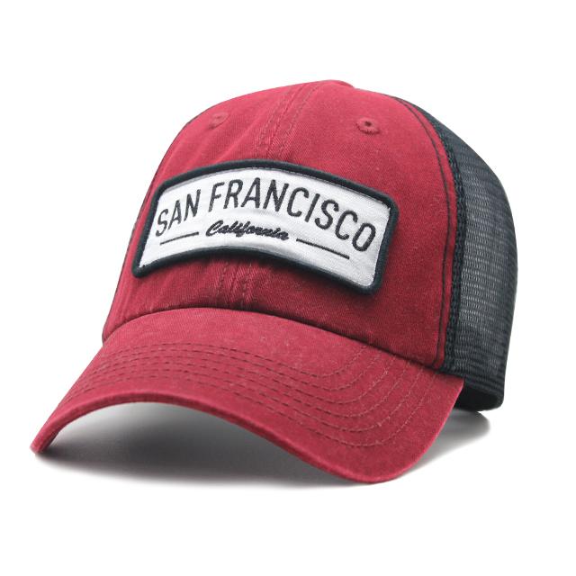 51a24580588fd Oem Top Quality Adult Low Profile Logo 3d Embroidery Fishing Trucker Mesh  Cap - Buy Oem Trucker Hat