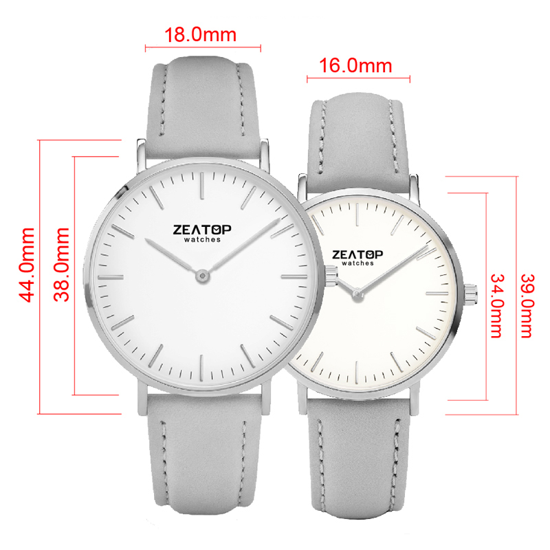 2018 Women Branded Simple Fashion Watches Girls