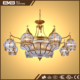 Sea Lighting new design copper tiffany pendant lamp 2114124