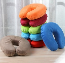 quality different soft neck support travel pillow