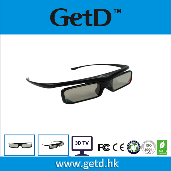 3D active glasses GL1600 confortable to wear with pleasure