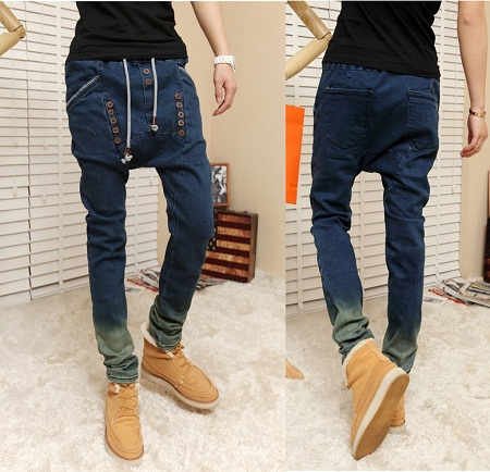 Drop Crotch Pants, Drop Crotch Pants Suppliers and Manufacturers ...