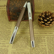 Office Writing Stationery Personal Tailor Metal Ballpoint Pen 33g Heavy Black Pen for Retail Shop Writing Instruments
