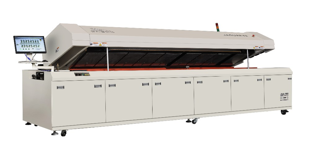 Factory Price 12 Heat Zones Reflow Oven China Supplier