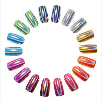 wholesale beauty supply color nail acrylic powder shiny