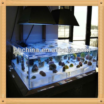 An C536 European Design Factory Hot Sell Clear Large Aquariums For Sale Commercial