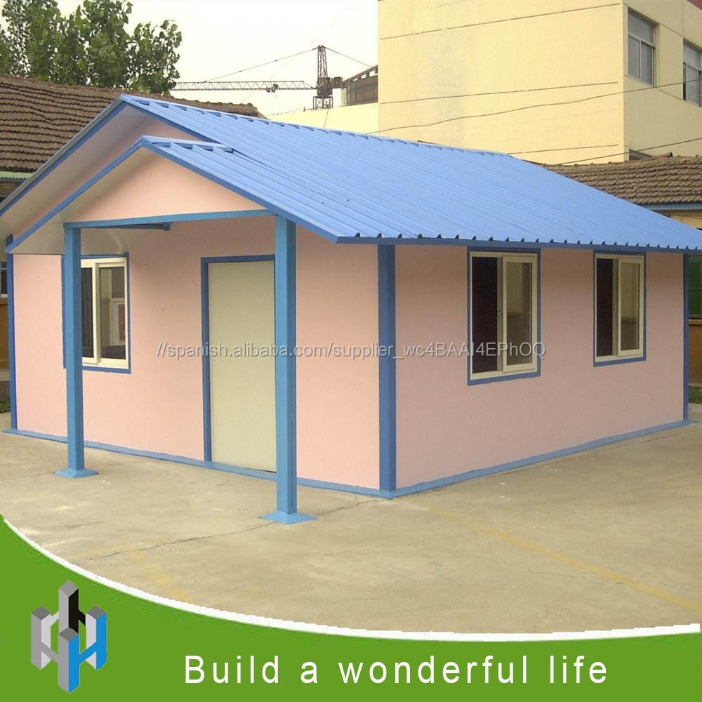 Barato del campamento de refugiados de prefab casa casa de - Adsl para casa barato ...