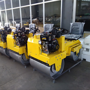 Factory direct sale sakai roller parts ride on road roller price