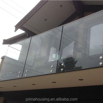 Relativ Moderne Glas- / Pvc-balustrade / Geländer / Preise Für CA51