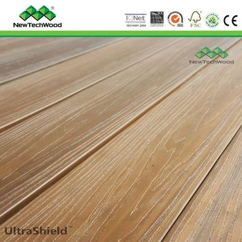 Ultrashield Composite Wood Deck Undeniable Grain And