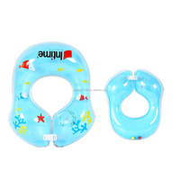 fashionable inflatable baby swim ring Water Sport Swimming Rings For baby
