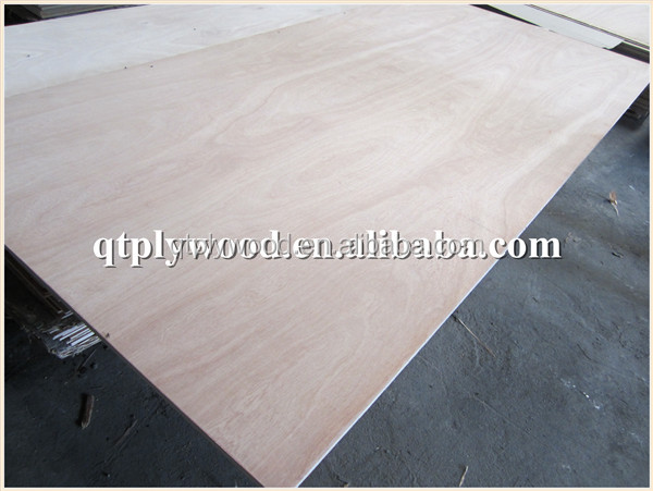 Factory directly sell bintangor okoume birch pine plywood