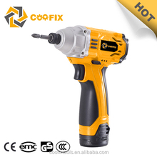 "CF3001 1/4"" NEW rechargeable impact torque mini precision cordless wireless electric screwdriver,battery screwdriver"