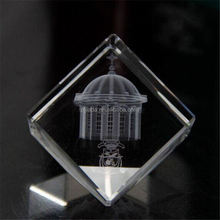 New product super quality clear crystal decoration manufacturer sale