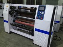 bopp adhesive medical foam masking pvc tape jumbo roll cutting machine tape cutting machine
