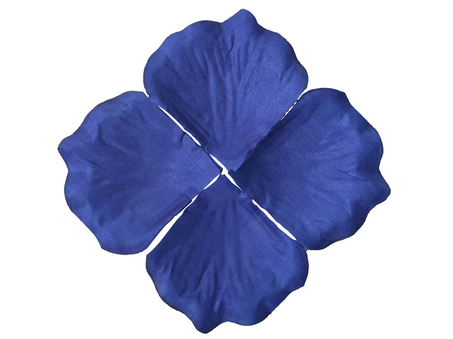 Cheap royal blue petals find royal blue petals deals on line at get quotations ashopz 500pcs artificial silk rose flower petals wedding decor bulk royal blue izmirmasajfo