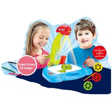 Kids drawing table early drawing table learning toys