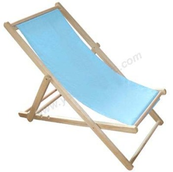 Lightweight Wooden Bali Beach Chair Outdoor Folding For