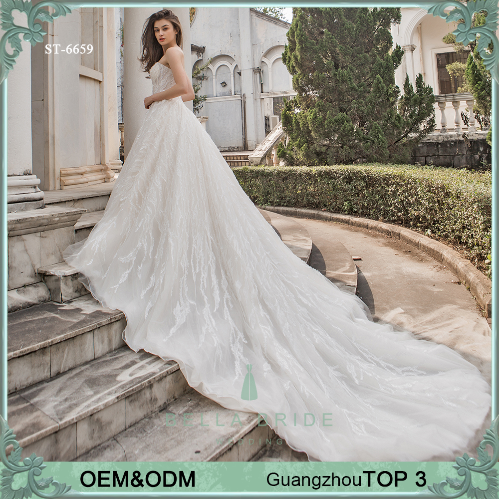 Bling Wedding Dresses Ball Gown Suppliers And Manufacturers At Alibaba