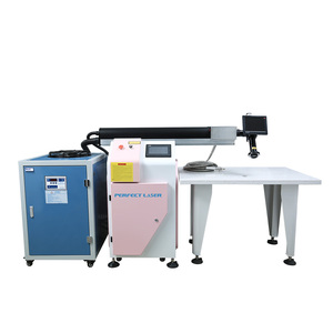 Automatic yag laser stainless steel/metal/titanium metal spot welding soldering machine