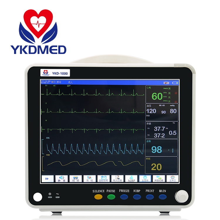 New style 12.1 inch patient monitor, medical equipment used in hospital