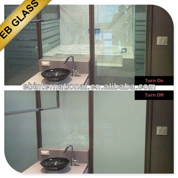 Good Lcd Switchable Privacy Glass, Smart Glass For Shower Door Part 24