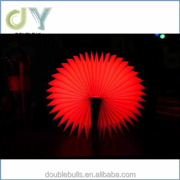 China Factory Hight Quality Original Book Shape Led Lamp ...
