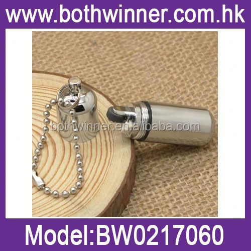 BW085 Camping metal match with customize logo