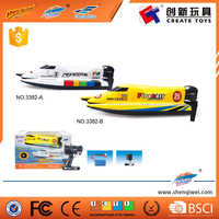 radio control toys rc hobby 2.4G rtr plastic high speed boat