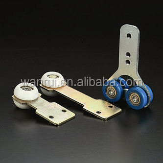 Plastic Pulley Wheels With Bearing For Sliding Door