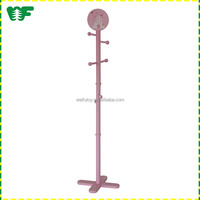Chinese style kids wooden coat stand