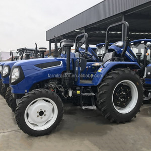 HUAXIA Chian 4WD Farming crawler tractors new prices