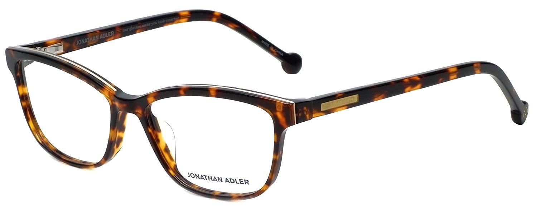 9e457575d0d Get Quotations · Jonathan Adler Designer Eyeglass Frames JA316-Tortoise in  Tortoise 53mm
