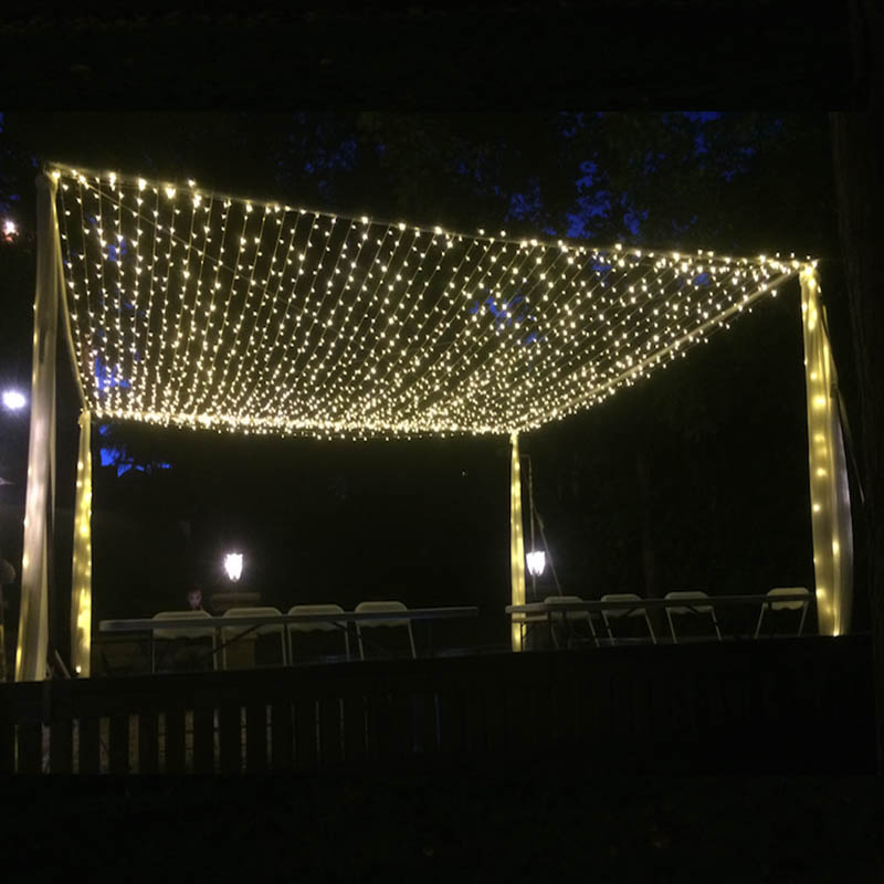 best website f6c82 829ad Outdoor warm white large net fairy lights for canopy lighting wedding  decorations, View warm white fairy lights for canopy decorations, OEM  Product ...