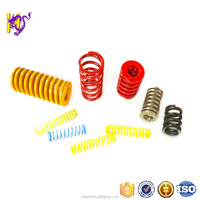 Heavy duty square wire Die mould spring/ vibrating screen mold spring