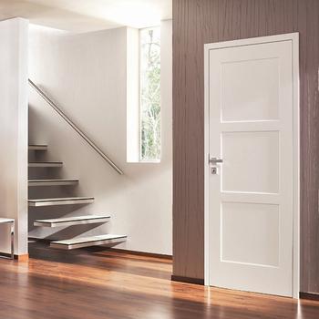 Cheap Price Wooden Internal Door Panel Interior Doors With Frame ...