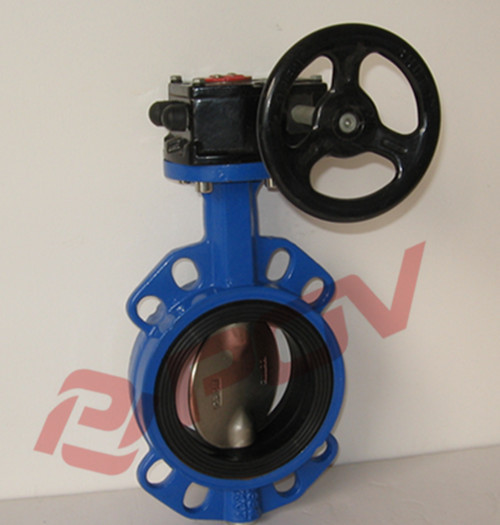 high quality carbon steel turbo big size LUG Butterfly valve manufacturer