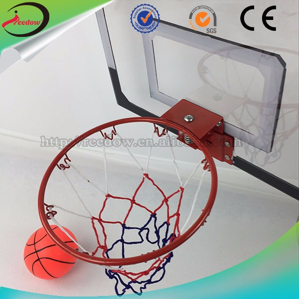 Reedow Brand kids basketball sets Fashionable sports toy movable basketball stands