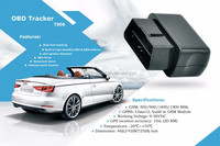 Free Website Online Update GPS Tracker Without SIM Card OBD2 Mini GPS Tracker With Diagnostic