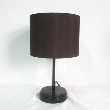 Children\'s Bedroom Decorative Night Lights Shade Brown Fabric Eye Care  Table Lamp Shade In Hot Selling - Buy Decorative Night Lights Shades,Brown  ...