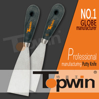Guandong IRON AGE new PP soft handle drywall putty knife tools for building construction
