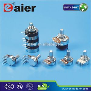 Daier 2k ohm potentiometer