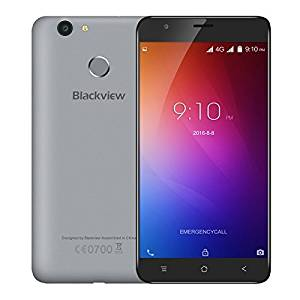 Generic Blackview E7 16GB, Network: 4G, 5.5 inch Android 6.0 MTK6737 Quad Core 1.3GHz, RAM: 1GB, Support GPS, Dual SIM(Grey)